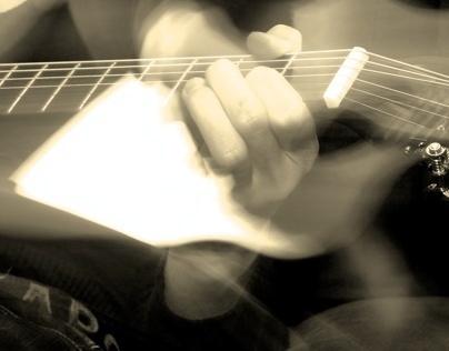 A new guitar