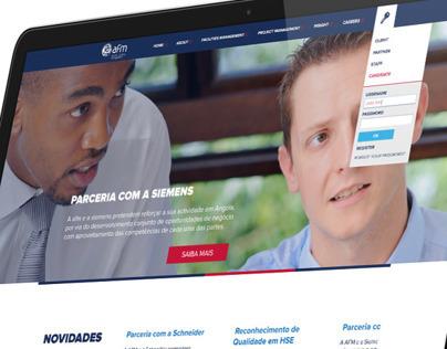 AFM - Atlantic Facilities Management Website