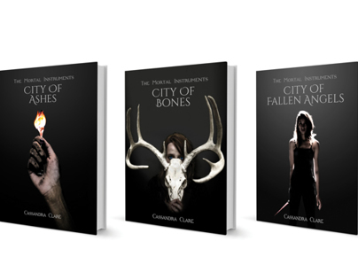 Mortal Instruments Cover Redesign