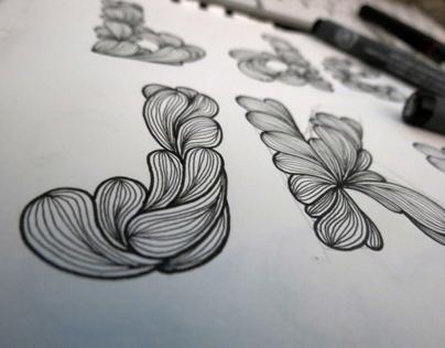 Illustration Typography