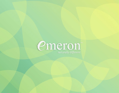 Emeron Shampoo Web-Interface Design Proposal