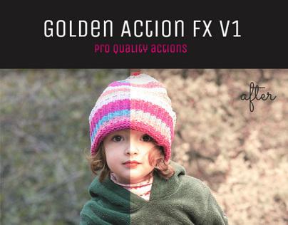 Golden Action FX V1
