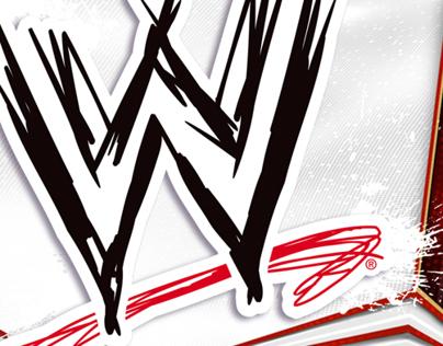 WWE®--logos/branding/creative Mattel Toys