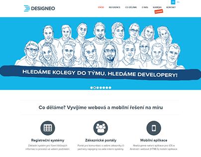 Ilustrace pro web