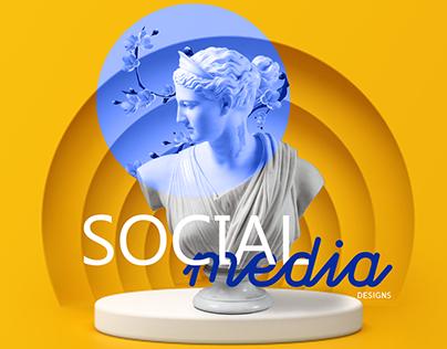 Soacial Media Designs