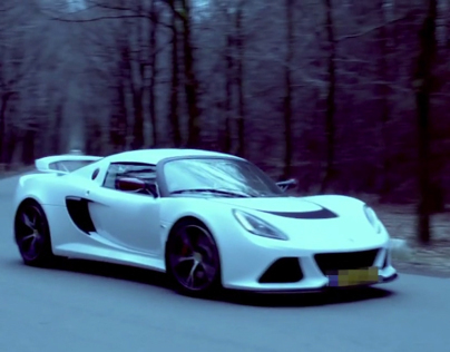 Slowmotion Lotus Elise [Try-out]