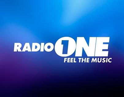 Univers División Radios - Re-branding 2015-2016