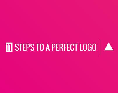 11个步骤,一个完美的标志