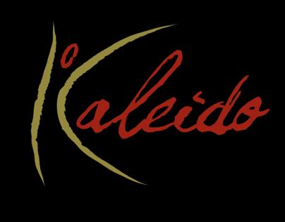Identity Design for Kaleido
