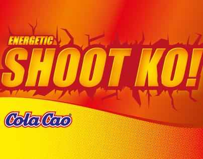 SHOOT KO! - Cola Cao