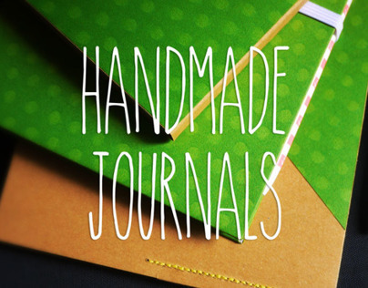 Experimental Handmade Journals