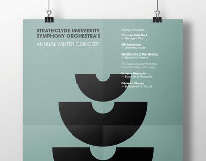 Symphony Orchestra Poster