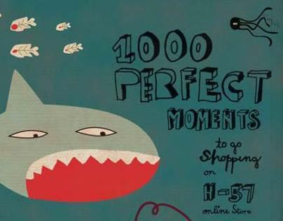 1000 perfect moments