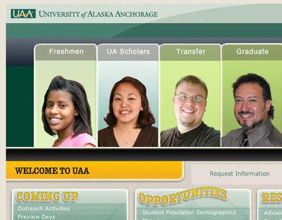 University of Alaska, Anchorage - Future Students