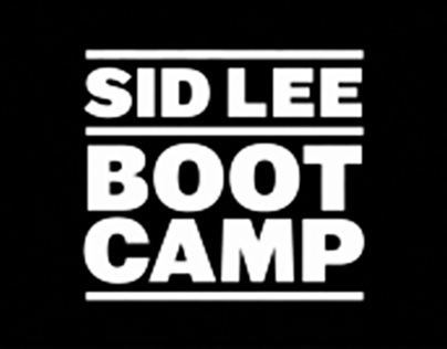 SID LEE - Boot Camp