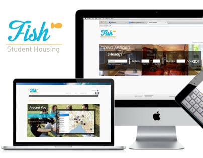 || Branding || Graphic & Web || FISH R.E. Italian Comp
