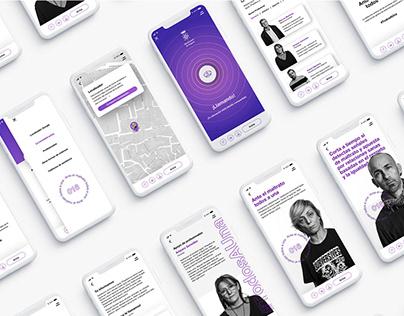 Concept App Gender Violence