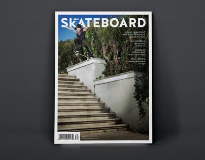 SBC Skateboard Magazine | 15.4