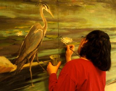 Mural & Exhibit Portfolio