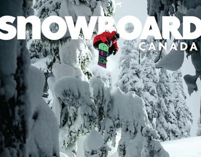 Snowboard Canada Magazine | 22.1