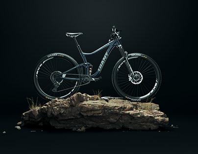 Giant Bike - CGI