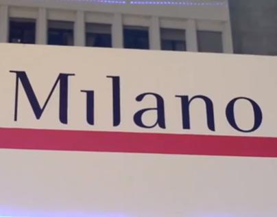 Uno sguardo sulla città di Milano