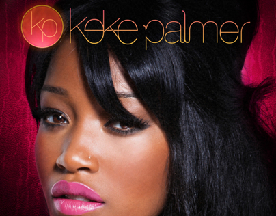 Keke Palmer EP - Digital Packaging Design