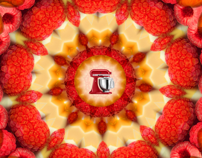 KITCHEN AID KALEIDOSCOPE