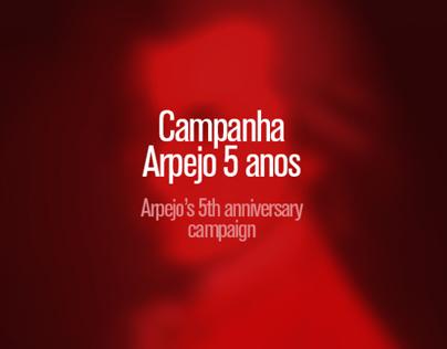 Arpejo 5 anos (Arpejo's 5th Anniversary)