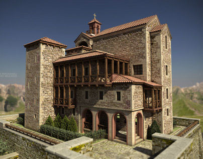 Orthodox Monastery 2011