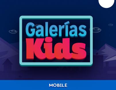 Galerías Kids Games