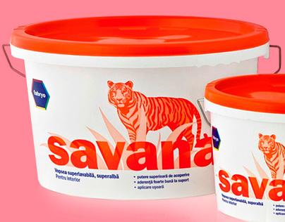 Savana paints