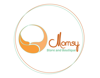 Momsy, store and boutique.