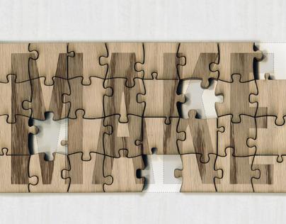 MAKE Puzzle