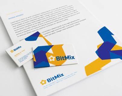 BitMix Redesign