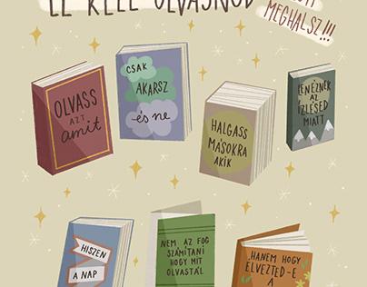 Könyvek amiket el kell olvasnod