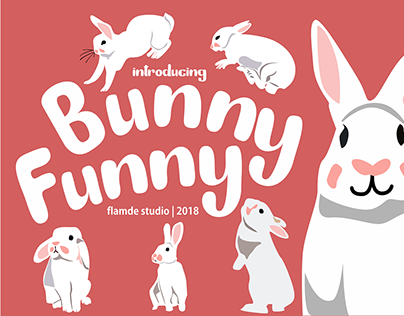 Bunny Funny Playful Font