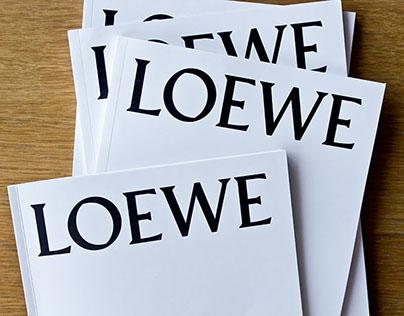 Loewe – Memoria sostenibilidad 2015