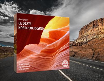 Maquetación libro de viaje