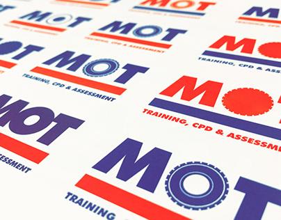 MOT Logo & Branding