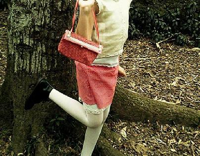 Mädchen moda feminina infantil ( minha marca)