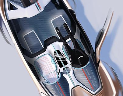 Porsche A.I