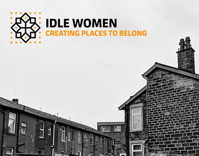 Idle Women Logo & Branding