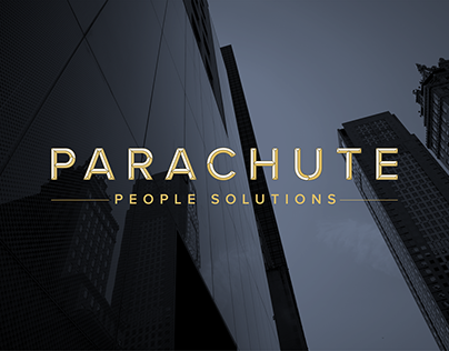 Parachute People Solutions: Logo & Corporate Identity