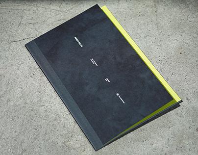 Robert Geller x lululemon lookbook