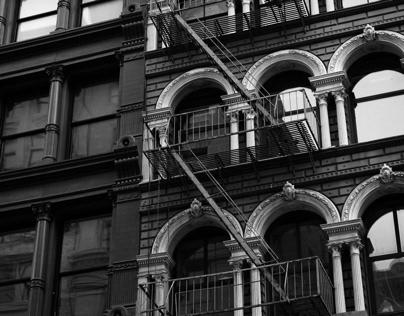 NYC Scenery (Photography)
