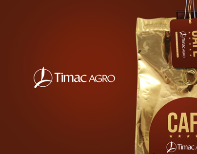 Embalagem Café Timac Agro (Timac Agro Coffee Packaging)