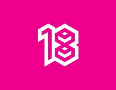 18 JPFU - Theatre Festival branding
