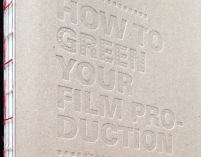 How to green your film production (so far)