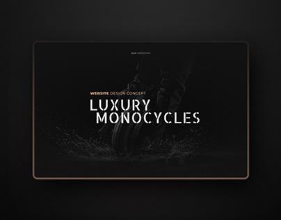 Monocycles website